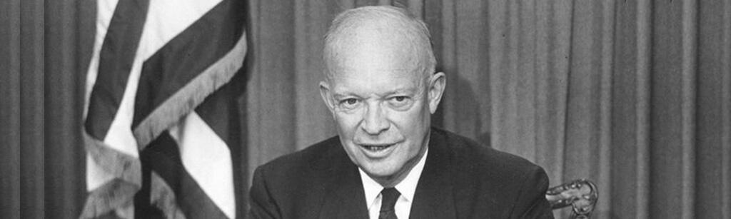 Dwight Eisenhower, 34º Presidente Americano