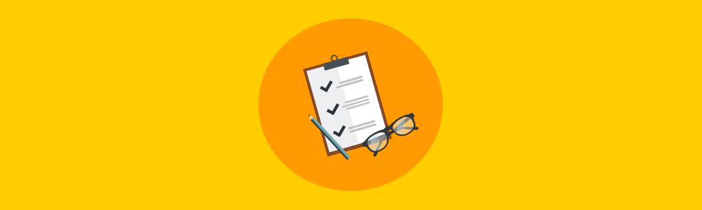 papel com dados representando o planejamento de uma venda recorrente