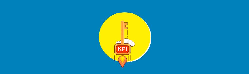 Chave simbolizando OS KPIs