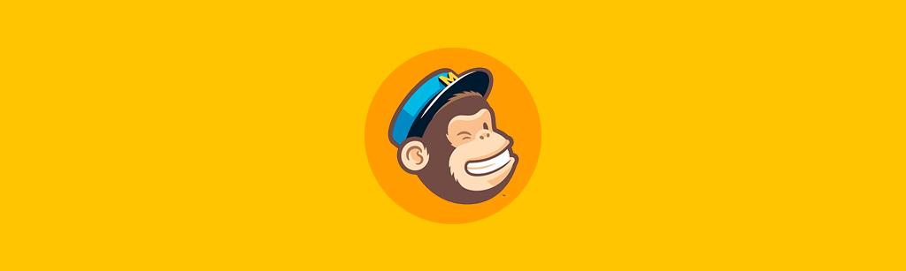 a logotipo da solucao mailchimp e um macaco sorrindo