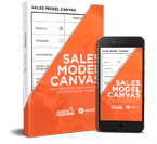 Capa e-book Sales Model Canvas