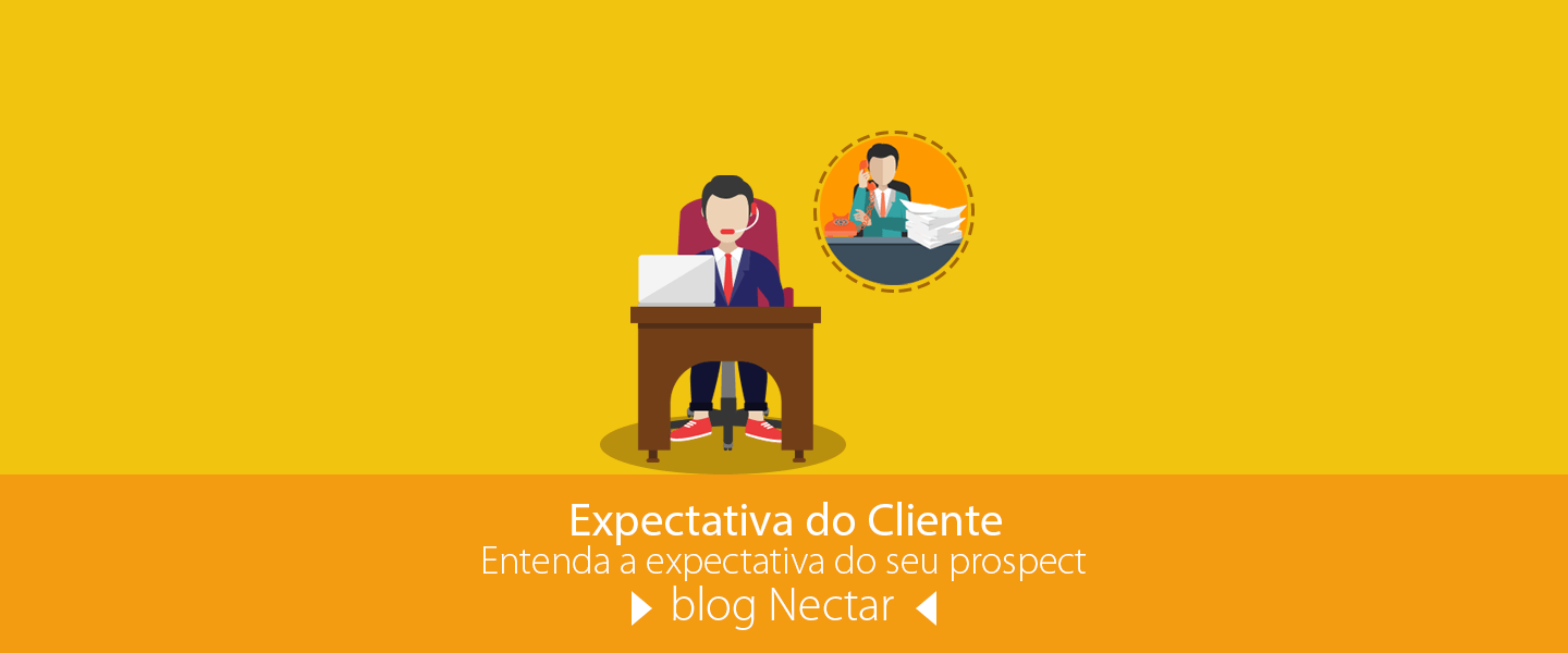 Como entender a expectativa do cliente
